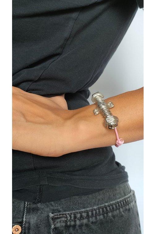 Bracelet Versace upcyclé...
